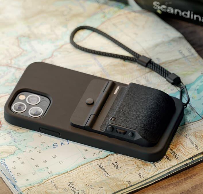 Fjorden – smukły grip do iPhone'a