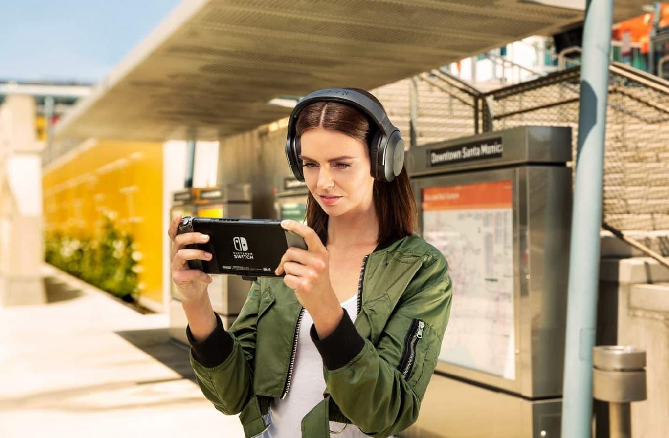 Razer Barracuda X gamingowe słuchawki 4 w 1