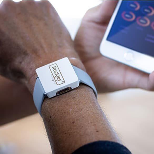 Rockley Photonics tracker zdrowia