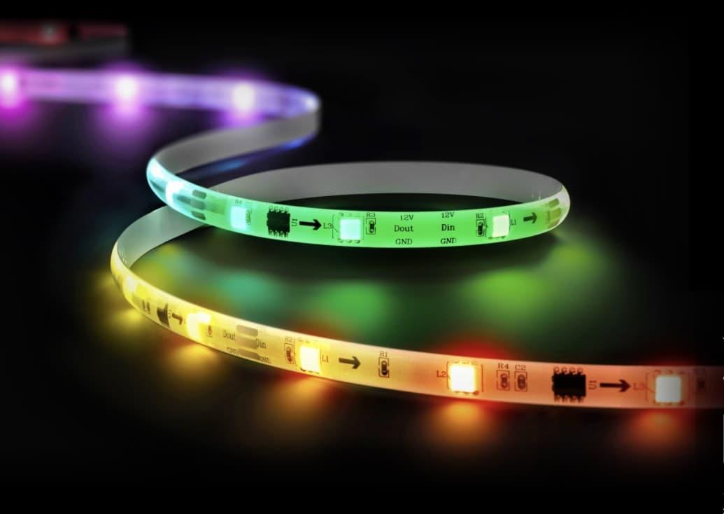 Wyze Light Strip Pro inteligentny wąż LED