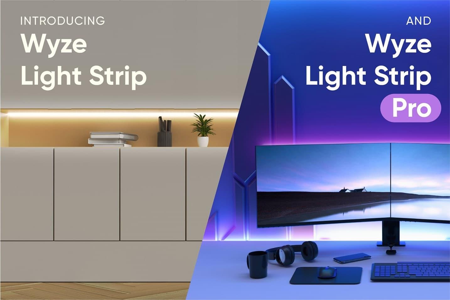 Wyze Light Strip smart taśma LED
