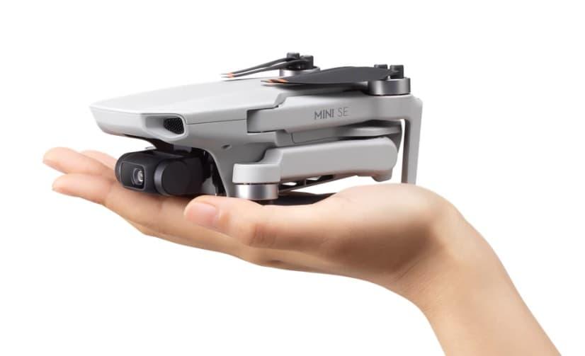 dron DJI Mini SE