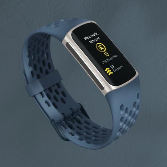 Fitbit Charge 5 (era Google)