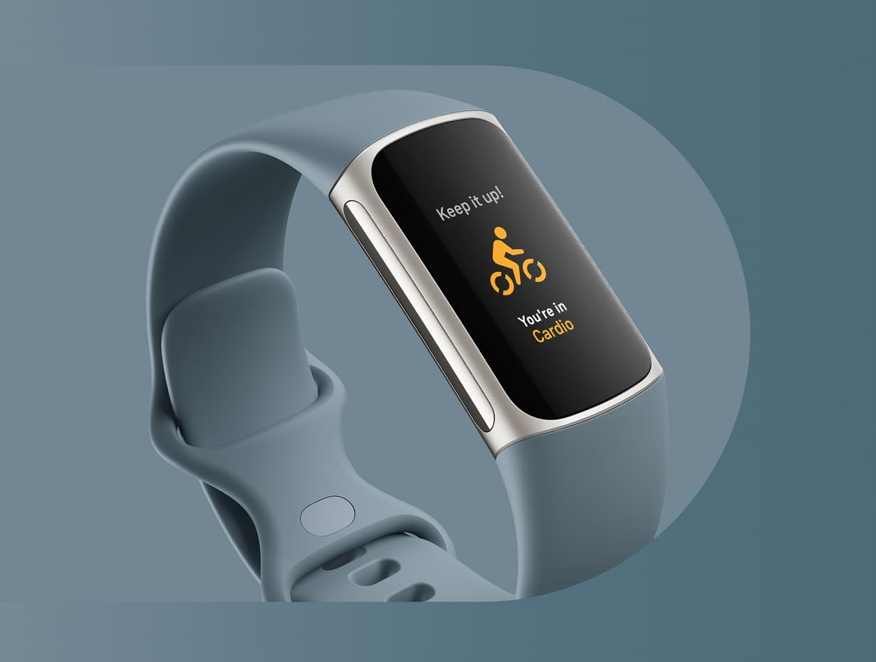 Fitbit Charge 5 smartband fitness