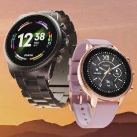 Fossil Gen 6 ze Snapdragonem 4100+ i Wear OS 3.0