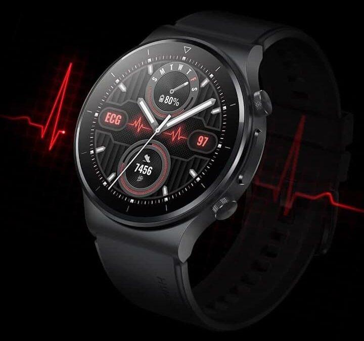 Huawei Watch GT 2 Pro z EKG i nowy Band 6 Pro