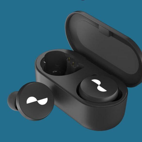 Nuratrue słuchawki TWS z testerem słuchu