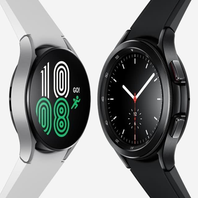 Smart zegarki Galaxy Watch 4 z Wear OS