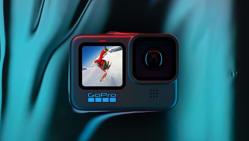 kamerka akcji GoPro Hero 10 Black