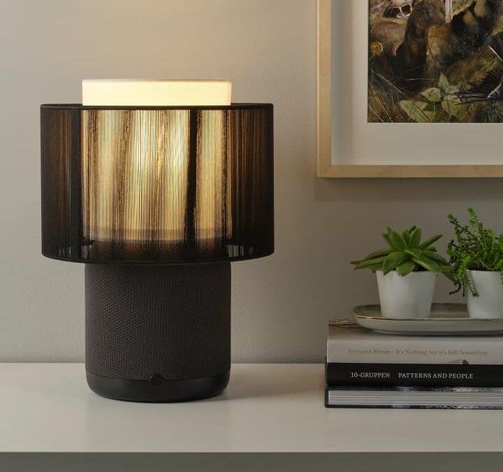 Odświeżone smart lampy IKEA Symfonisk