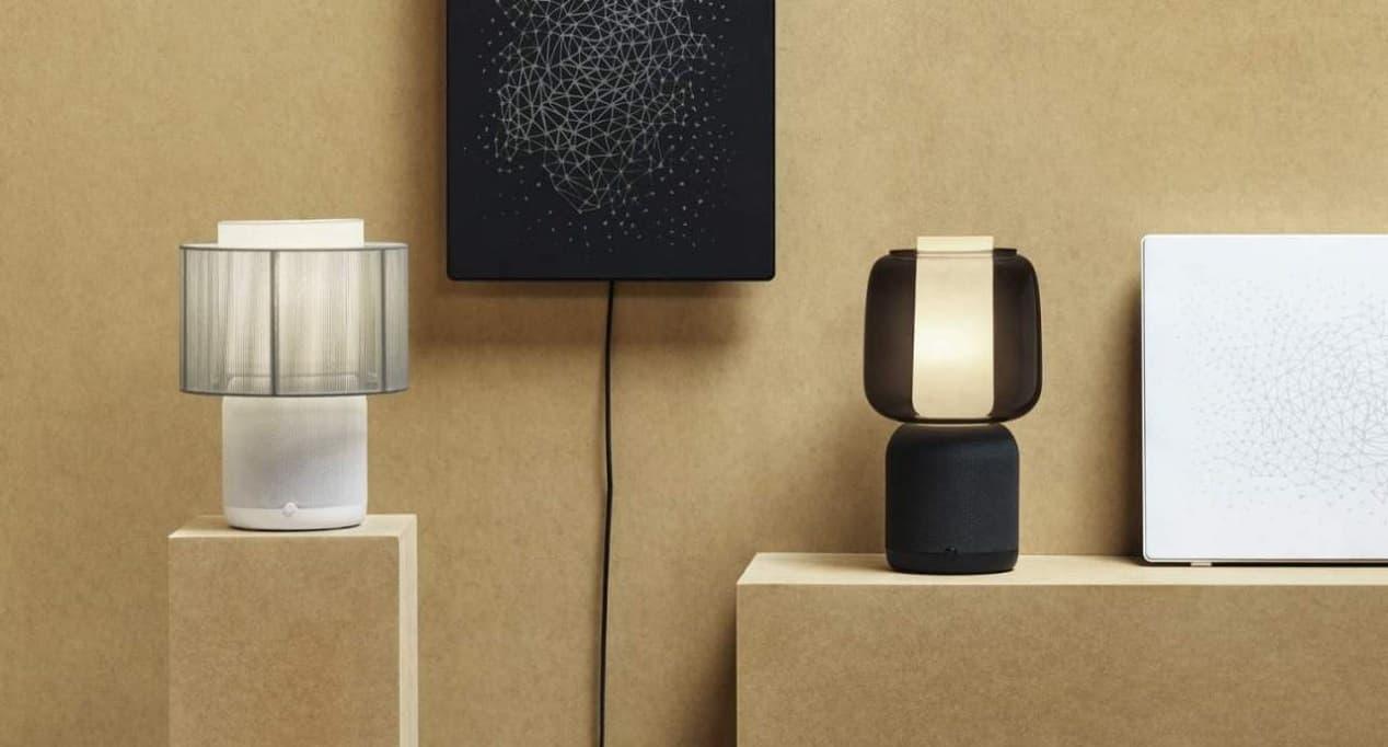 IKEA Symfonisk Lamp 2
