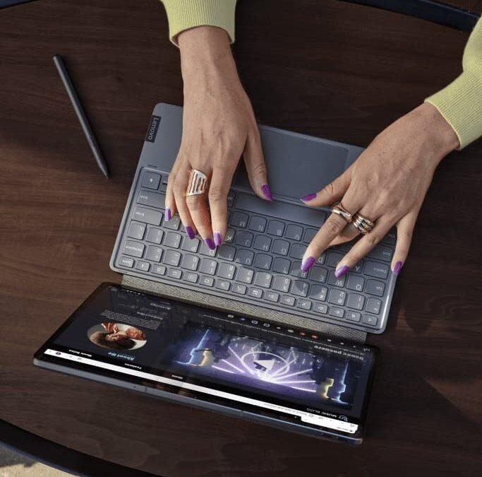 Tablety Lenovo Tab P12 Pro i Tab P11 5G