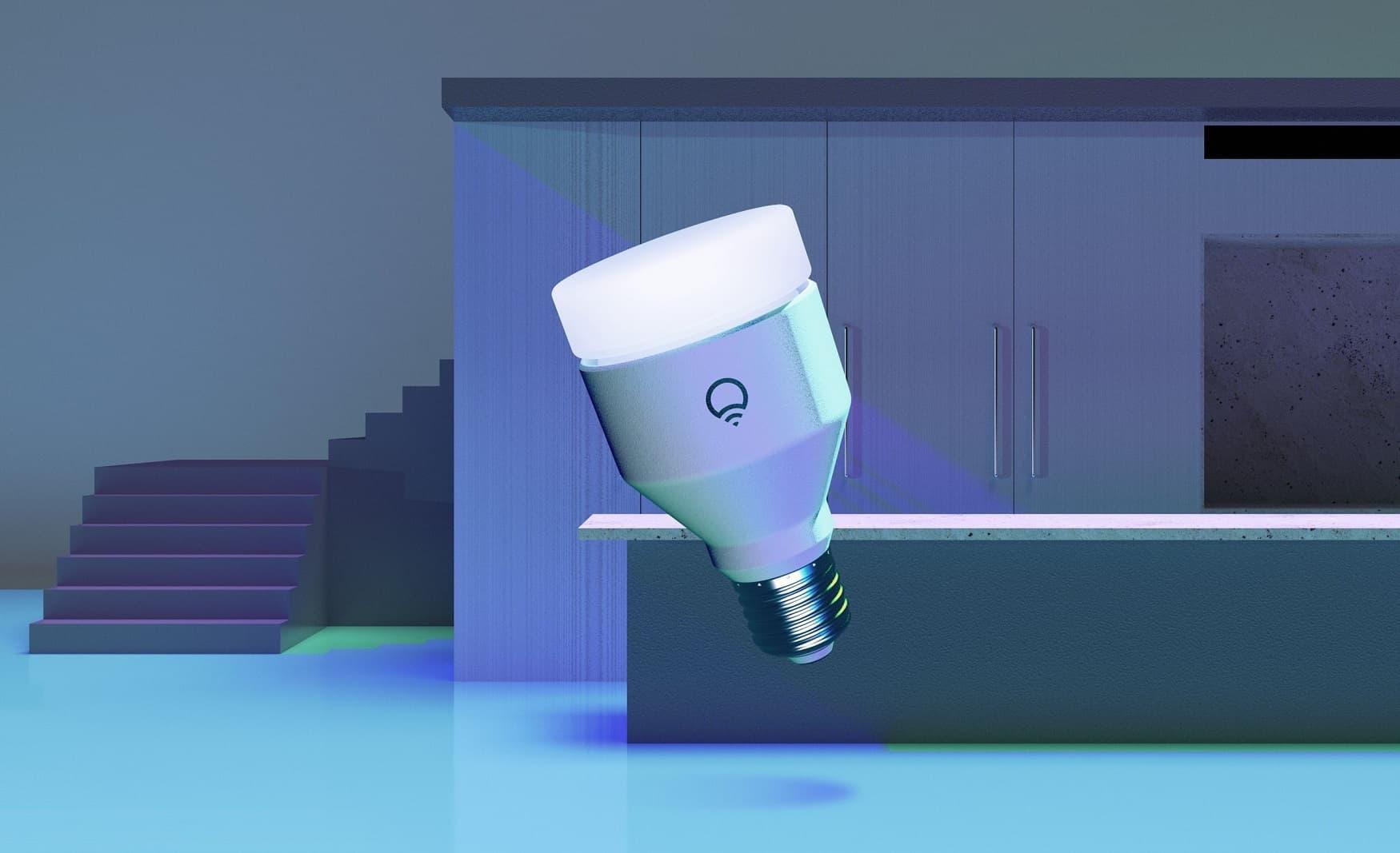 Lifx Clean smart żarówka zabijająca bakterie