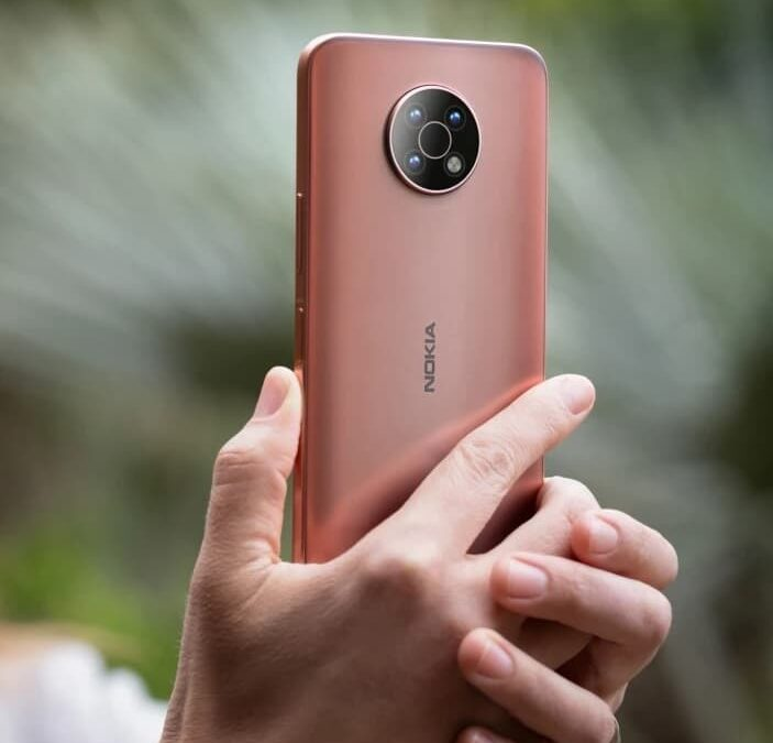 Nokia G50 5G z Android One