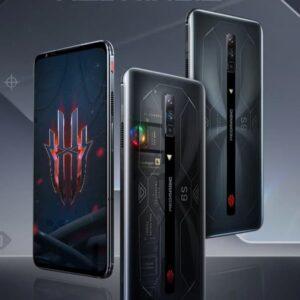 gamingowy smartfon Nubia Red Magic 6s Pro
