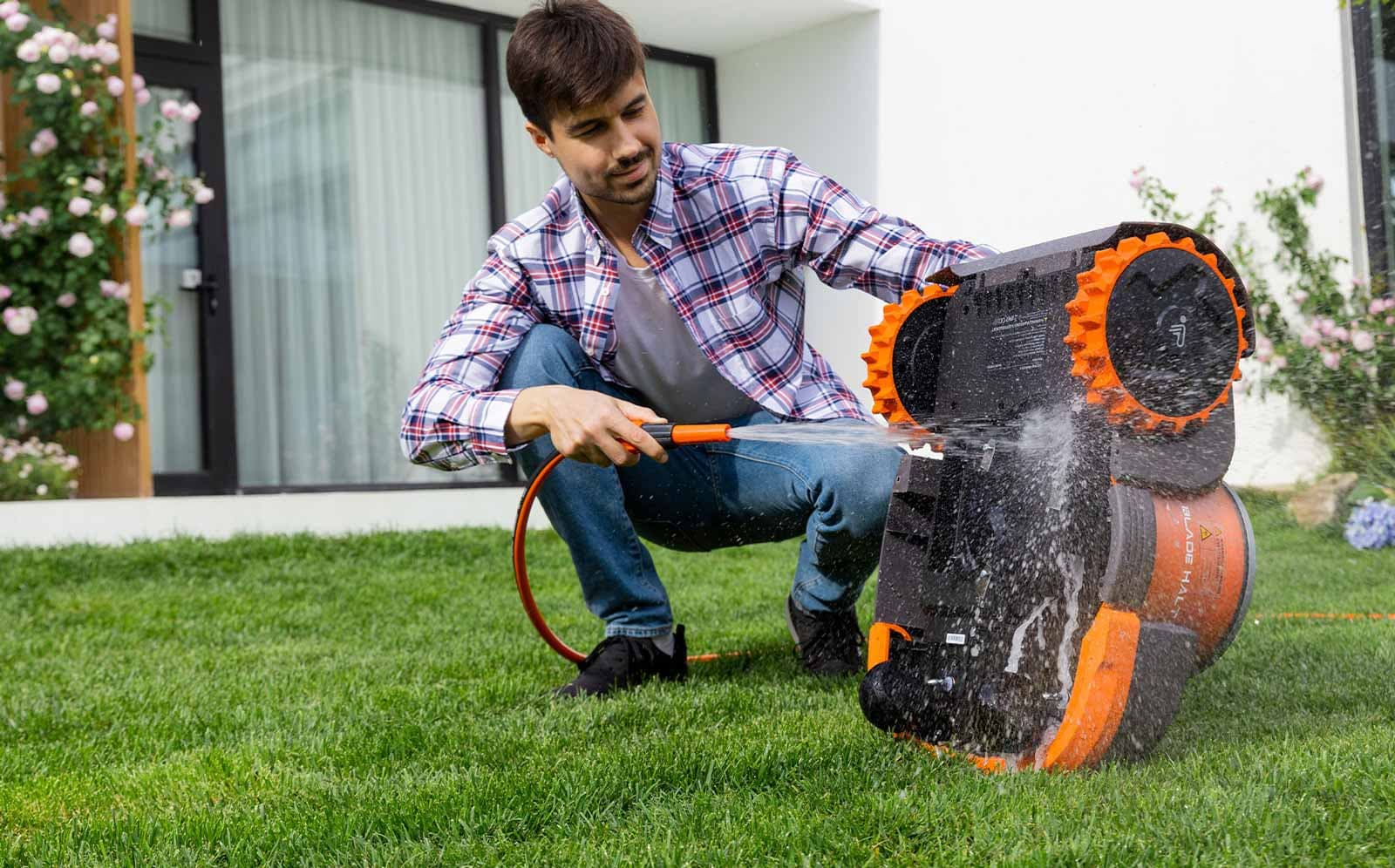 Segway Navimow robot koszący trawnik