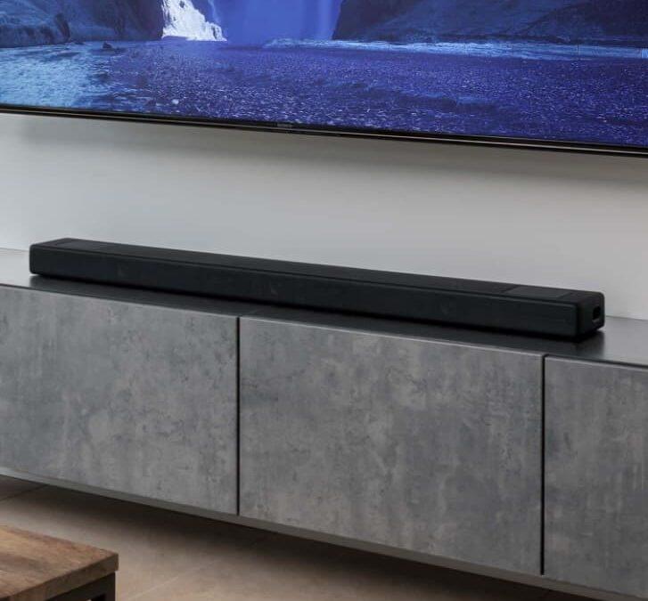 Soundbar Sony HT-A5000 z 5.1.2 i Dolby Atmos
