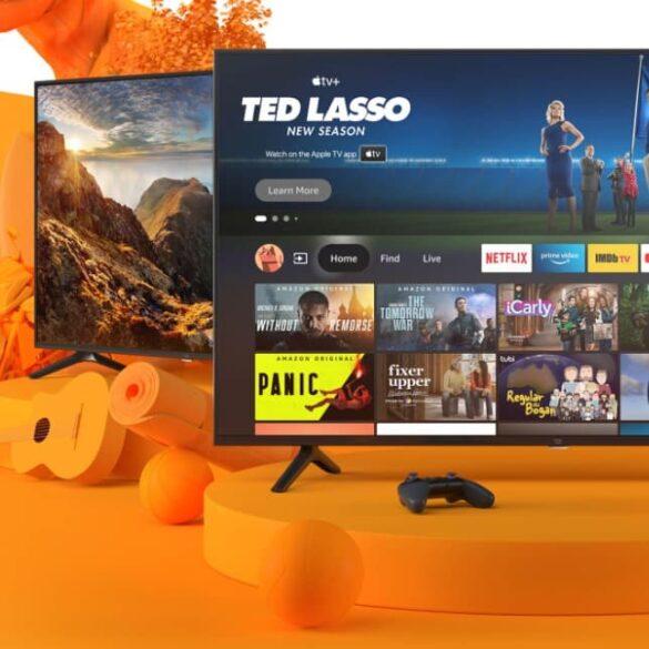 Telewizory Amazon Fire TV