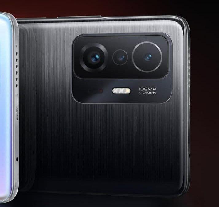 Xiaomi 11T Pro ze 120Hz, 108 mpx i ładowaniem 120W