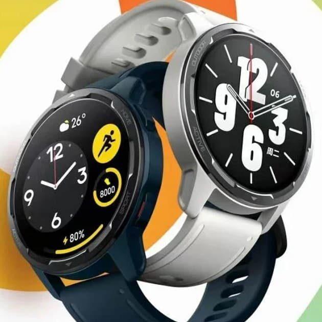 Xiaomi Mi Watch Color 2 (znów tylko Chiny?)