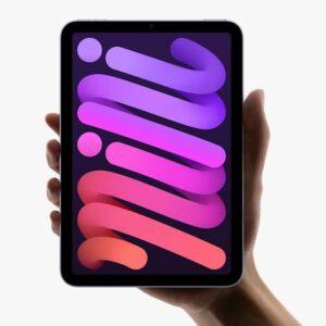 iPad mini 6 z większym ekranem