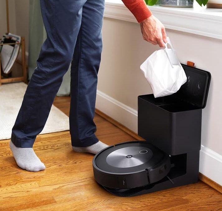 Nowa Roomba j7+ z iRobot Genius 3.0