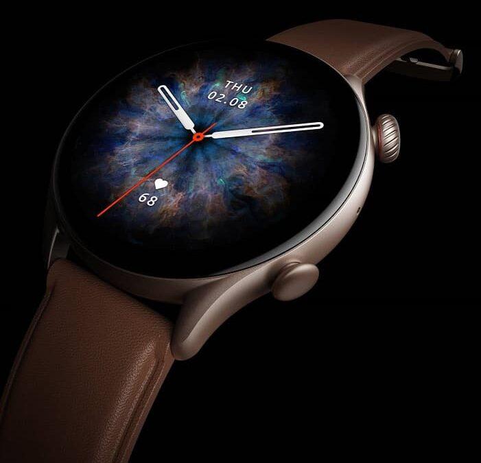 Nowe zegarki Amazfit GTR 3, GTS 3 i GTR 3 Pro
