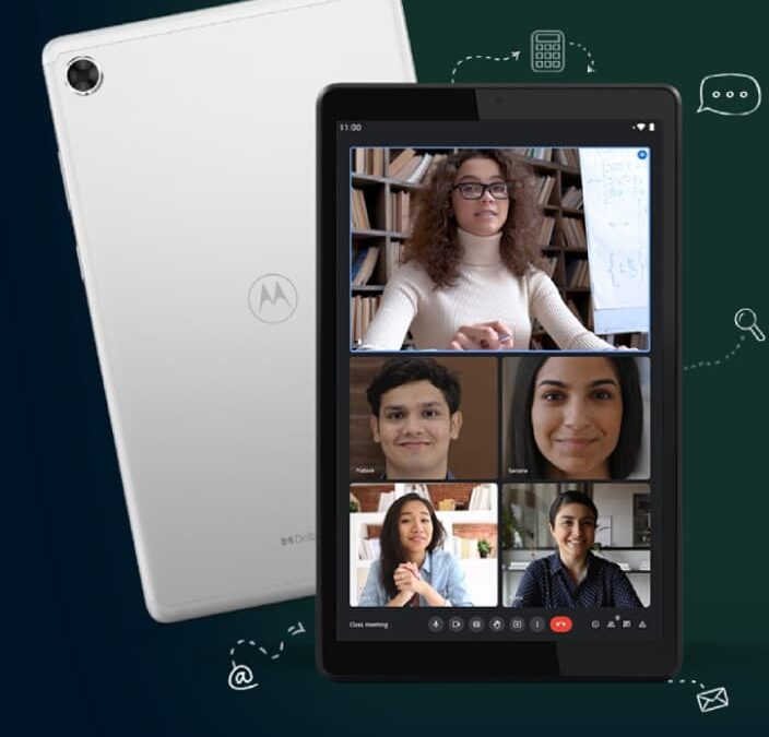 Moto Tab G20 – tablet od Motoroli