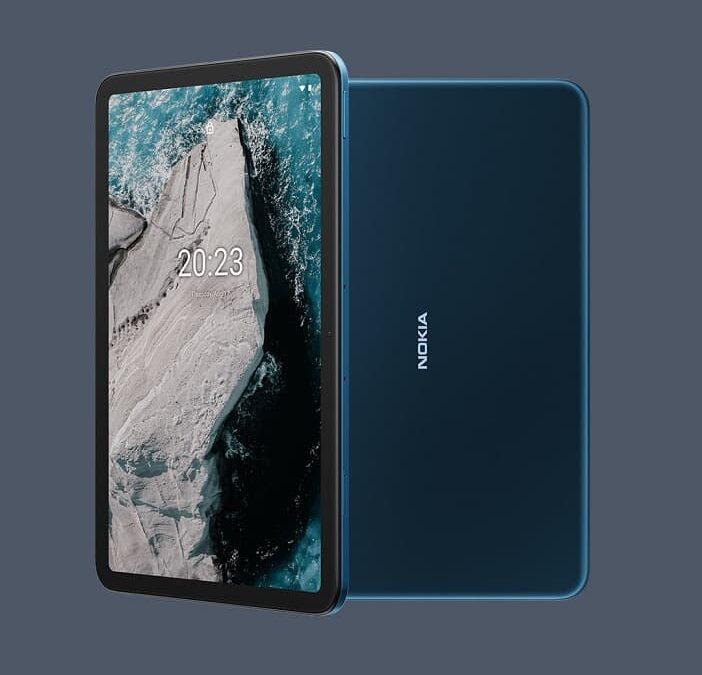 Nokia T20 – teraz tablet