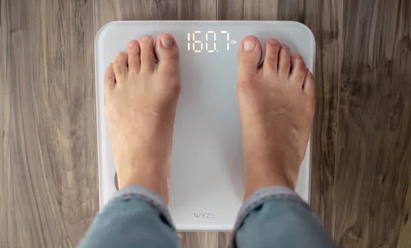 smart waga Wyze Scale S