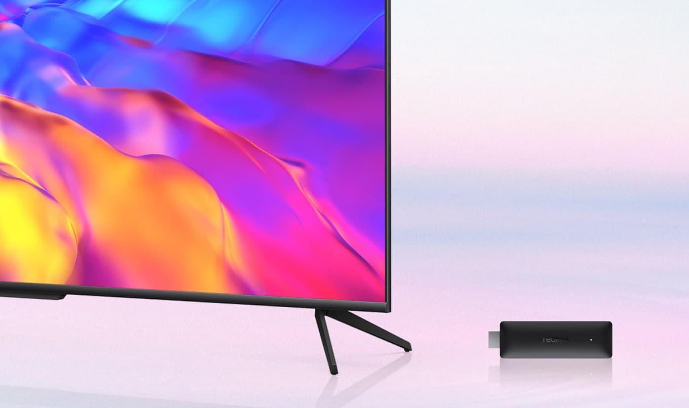 przystawka telewizyjna Realme 4K Google TV Streaming Stick